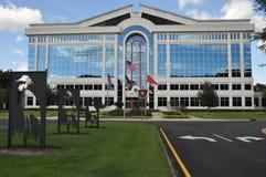 Chesapeake urząd miasta w Virginia Zdjęcie Stock