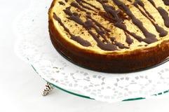 chese cake arkivfoton
