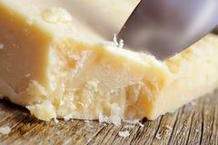 Chese parmezaanse kaas stock foto's