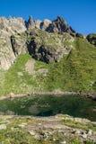 Cheserys, massiccio del Monte Bianco, Chamonix-Mont-Blanc, Savoia haute, Francia Immagini Stock Libere da Diritti