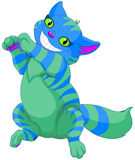 Cheshire Cat Royalty Free Stock Image
