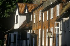 Cheshire town front in Norwich, England Stock Image