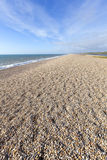Chesil Beach Royalty Free Stock Photography