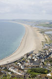 Chesil Beach, Dorset Royalty Free Stock Photography