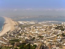 Chesil beach Royalty Free Stock Photos