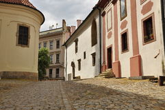 Chesky Krumlov town, Czech Republic Stock Photo
