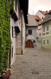 Chesky Krumlov town, Czech Republic Stock Image