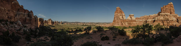 Chesler Park Panorama Royalty Free Stock Photography