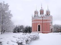 chesme kościelny Petersburg święty Zdjęcia Stock