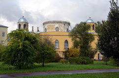 The Chesme Palace  in Saint-Petersburg. Russia Stock Photo