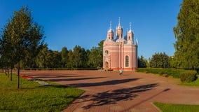 Chesmenskaya sankt-Peterburg Στοκ Εικόνες