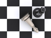 Chess 1 Stock Image