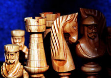 Chess. Play with it Stock Photography