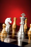 Chess. Combination. A full series in portfolio by word stock photography
