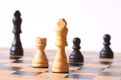 Chess A Royalty Free Stock Photos