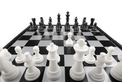 Chess. Royalty Free Stock Photos