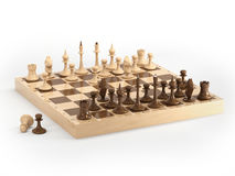 Chess 2 Royalty Free Stock Images