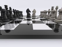 Chess 2 Stock Images