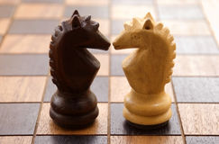Chess 2 Royalty Free Stock Photos