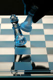 Chess. Move ,industrial and ilustrational use Royalty Free Stock Photography