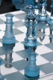 Chess. Move ,industrial and ilustrational use Royalty Free Stock Photo