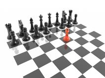 Free Chess Royalty Free Stock Photos - 2260758