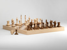 Chess 3 Stock Photography