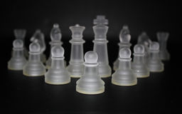 Chess 3 Stock Photos
