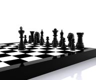 Chess - 3D Stock Image
