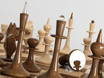 Chess 4 Royalty Free Stock Image