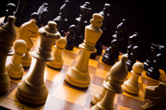 Chess Royalty Free Stock Photos
