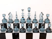 Chess 90 degree Royalty Free Stock Images