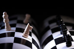Chess Abstract Royalty Free Stock Photos
