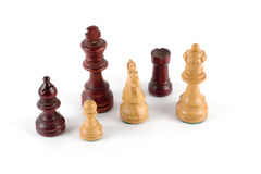 Chess alpha Royalty Free Stock Photo