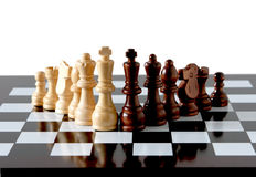 Chess And Board Stock Images