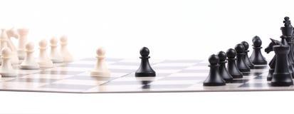 Chess Army Royalty Free Stock Photos