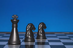 Chess as a business 12 Royalty Free Stock Photos