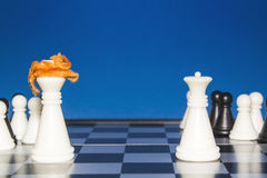 Chess as a policy 19 Royalty Free Stock Photos