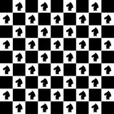 Chess background set great for any use. Vector EPS10. Stock Photography