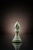 Chess Bishop. Bishop from a game of chess Royalty Free Stock Images