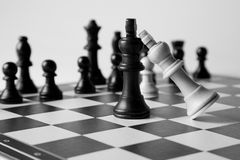 Chess - 01 Royalty Free Stock Photo