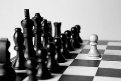 Chess - 06 Royalty Free Stock Image