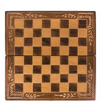 Chess board Stock Photography