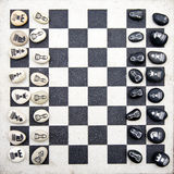Chess board Royalty Free Stock Images