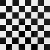 Chess Board. Chessboard black and white background photo Stock Photography