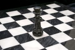 Chess board. Picture of chess board Royalty Free Stock Images