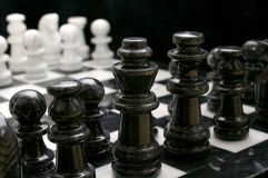 Chess board. Picture of chess board Royalty Free Stock Photos