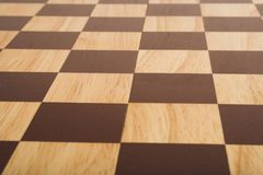 Chess board background Royalty Free Stock Photography