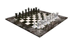 Chess Board Stock Photo
