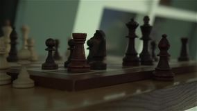 A Chess On The Chess Board